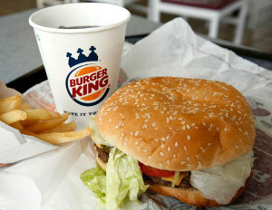 burger king turkey burger meal