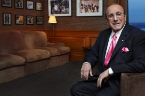 clive davis sitting down