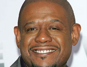 forest whitaker smiling