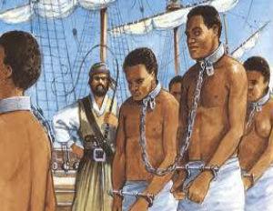 black slaves