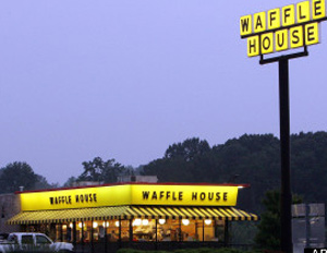 Waffle House Makes Customers Pay for Security Guard
