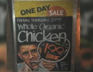 whole foods obama organic chicken