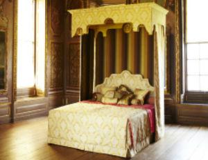 savoir royal bed