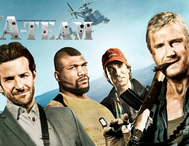 the a team movie
