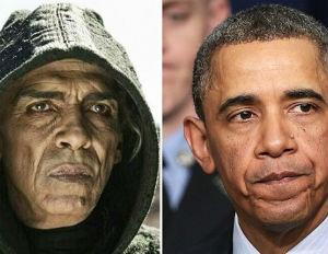 obama satan the bible series