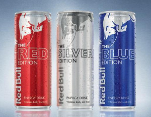 Red Bull new flavors