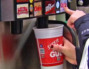 big soda drinks
