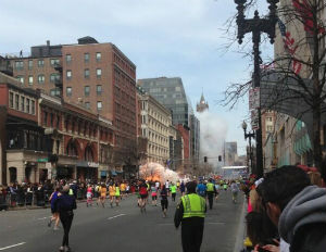 boston marathon bombing photo