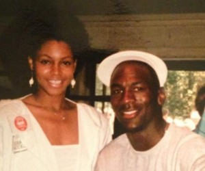 michael jordan and pamela smith