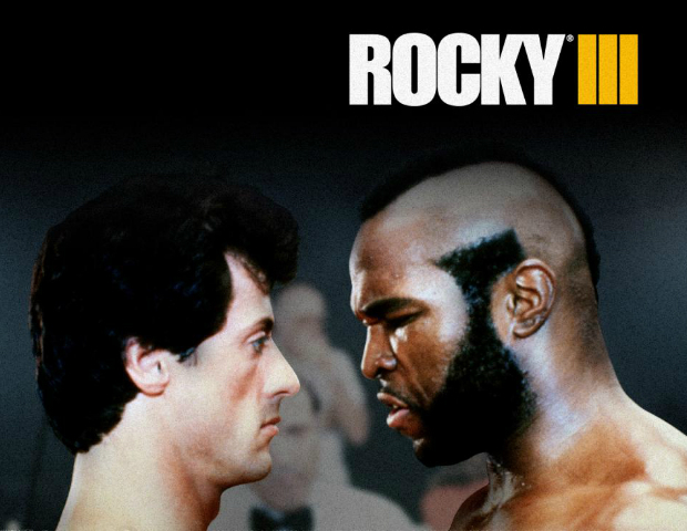 rocky 3 poster