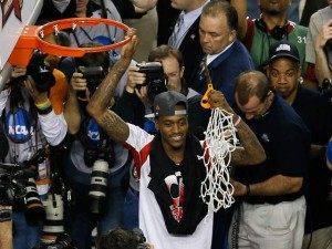 kevin ware cutting down nets