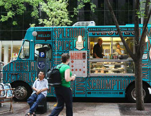 food truck sweet treats nyc