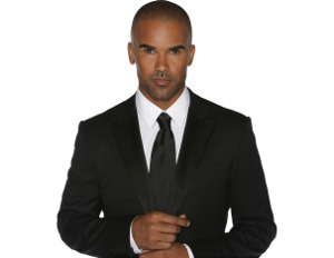 shemar moore in a suit