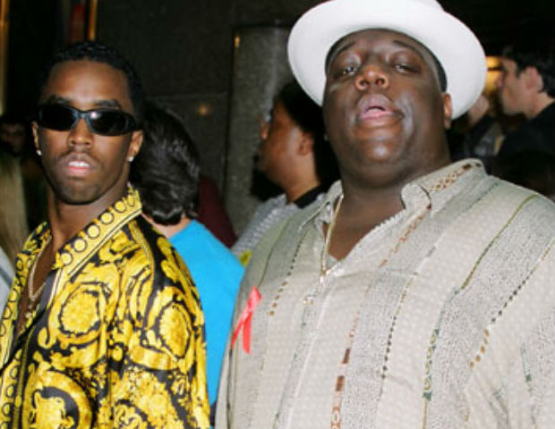 puffy and biggie