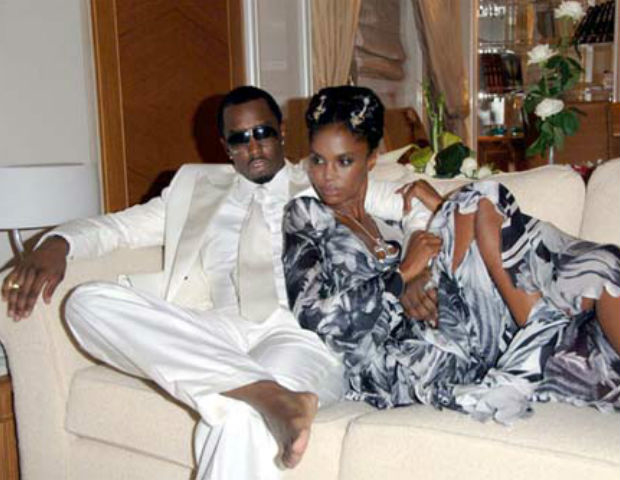puffy and kim porter
