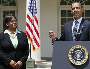 regina benjamin and president obama