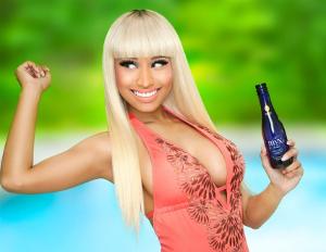 Nicki Minaj moscato