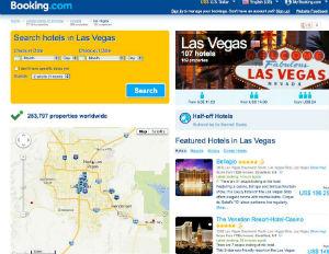 travel websites booking