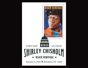 ShirleyChisholmStamp