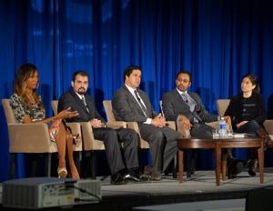 Black Enterprise Entrepreneur's Conference Accessing Equity Panel