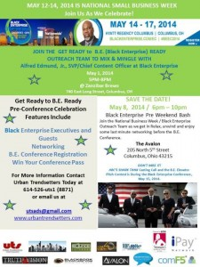 Black Enterprise Entepreneurs Conference, Columbus, Ohio