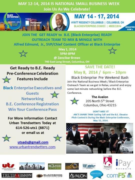 Black Enterprise Entepreneurs Conference, Columbus, Ohio
