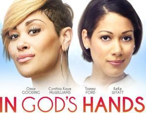 Keke Wyatt stars in 'In God's Hands'