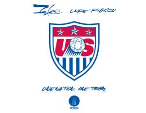 Lupe Fiasco, Music Director for US Soccer