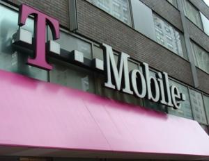 T-Mobile store logo