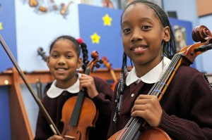 Education Through Music Students