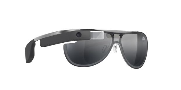 DVF Google Glass