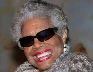 Maya Angelou Memorial at Wake Forest