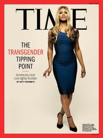 Time Magazine Laverne Cox