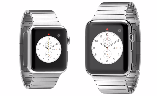 Apple Watch Small Large Two Sizes