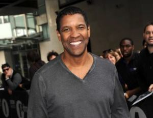Denzel Wahington's The Equalizer is the number one movie this week