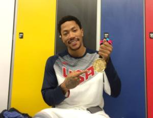 Derric Rose Donates $1 Million to Charity