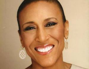 Robin Roberts starts rock'n robin production company