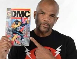 DMC Daryl Makes Comics