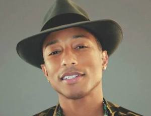 Pharrell is one of the featured performers on A Very Grammy Christmas