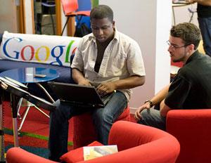 google chicago diversity