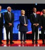 """On Tuesday night, the five contenders for the Democratic presidential nomination assembled in Las Vegas, NV, for their first debate of the primary season. Moderated by Anderson Cooper, the debate not only gave the candidates a nationally-televised opportunity to present their policies and positions, but also allowed them the opportunity to accomplish their individual strategic objectives.   [RELATED: Congressman John Lewis Endorses Hillary Clinton]   Former Governor of Maryland, Martin O'Malley, needed to take full advantage of the nationally-televised debate to introduce himself and his platform to a voting base that, for the most part, knows nothing about him. O'Malley also needed to endear himself to potential donors and bundlers, while former Senators Lincoln Chafee and Jim Webb just needed to remind people that they exist. Chafee floundered throughout the debate as he unsuccessfully tried to attack Clinton. During one particularly cringe-worthy moment, he admonished Anderson Cooper for """"being too harsh"""" on him.   Webb, in one of the most bizarre answers of the night, informed us that #WhiteAppalachianLivesMatter. Vermont Senator, Bernie Sanders, needed to prove that his unexpected ascension to second place was not a fluke, and that he is capable of winning the general election.  However, it was former Secretary of State, Hillary Clinton, who had the most on the line. Plagued by weeks of bad press and declining poll numbers, it was imperative that Clinton delivered a performance that would ease the fears surrounding her elect-ability in the face of the ongoing email scandal. She did this, and more, establishing herself as the clear winner by the end of the night.   Clinton, whose commitment to progressive values has been a major concern among the Democratic voting base, clearly came prepared to convince viewers that she was 'all in' for the populist movement sweeping the nation. She reverted to the same argument she has used before regarding inconsistencies in h"""