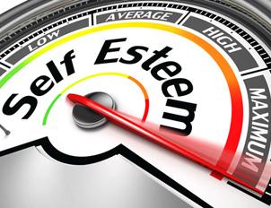 self-esteem meter