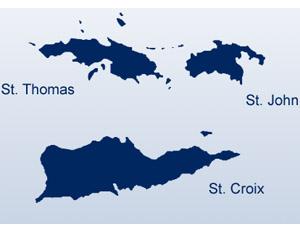Image of the U.S. Virgin Islands