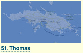 map image of St. Thomas