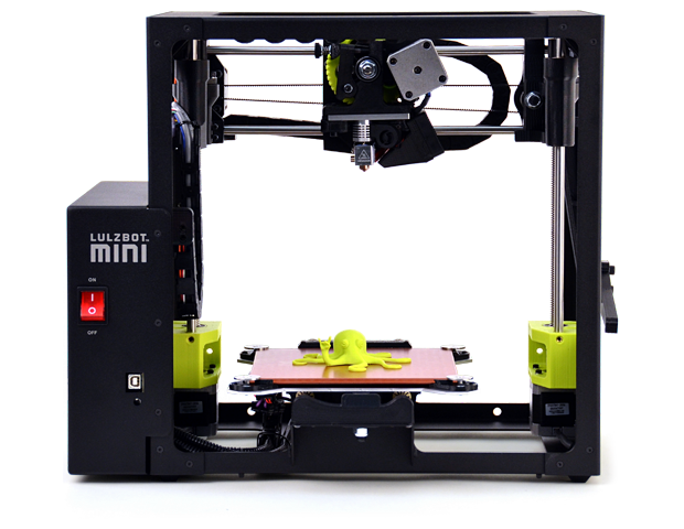 Image of Lulzbot Mini 3D printer