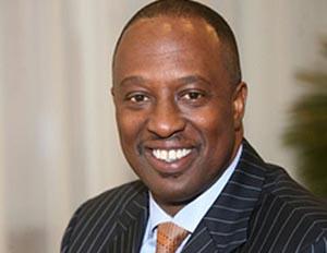 Ron Busby Sr., president, U.S. Black Chamber