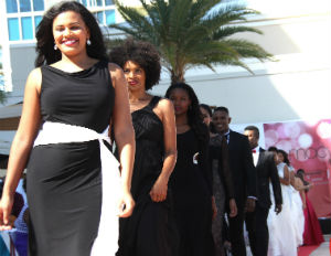 Macy's fashion show, Women of Power Summit 2015