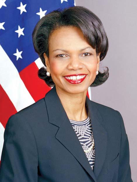 Condoleezza Rice, Secretary of State