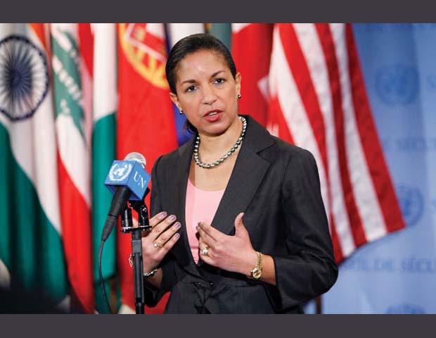Susan E. Rice, National Security Advisor