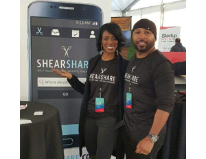 ShearShare at Startup Grind
